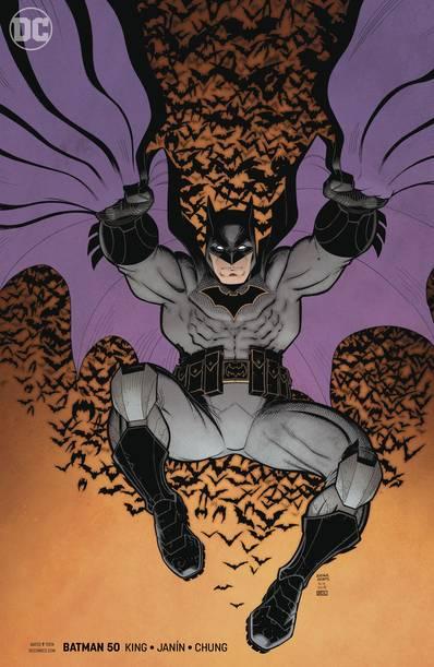 BATMAN #50 ARTHUR ADAMS VAR ED