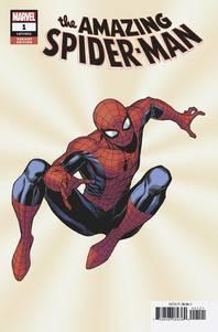 AMAZING SPIDER-MAN #1 CHEUNG VAR