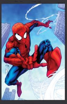 AMAZING SPIDER-MAN #1 DAVIS VAR