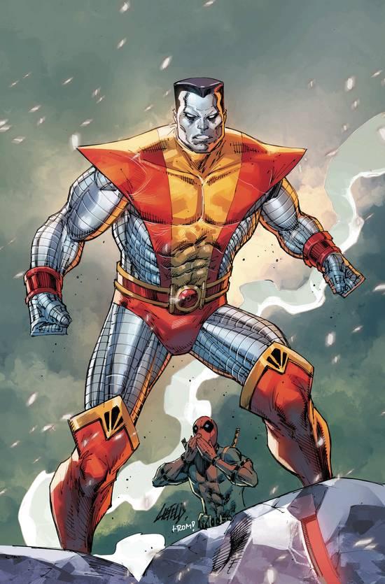 ASTONISHING X-MEN #13 LIEFELD VAR