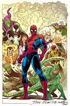 AMAZING SPIDER-MAN #1 JR SR VAR