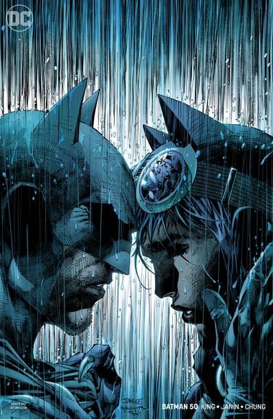 BATMAN #50 LEE VAR ED