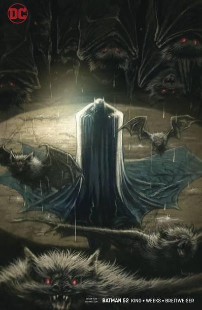 BATMAN #52 VAR ED