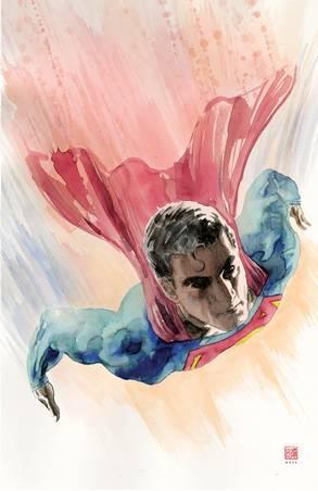 SUPERMAN #2 MACK VAR ED