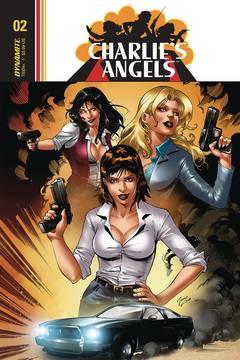 CHARLIES ANGELS #3 CVR A CIFUENTES