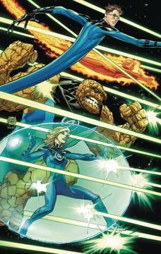 ASTONISHING X-MEN #14 KUBERT RETURN OF FANTASTIC FOUR VAR