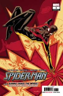 SPIDER-MAN ANNUAL #1